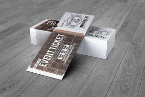 print ready event show time ticket example 300x200