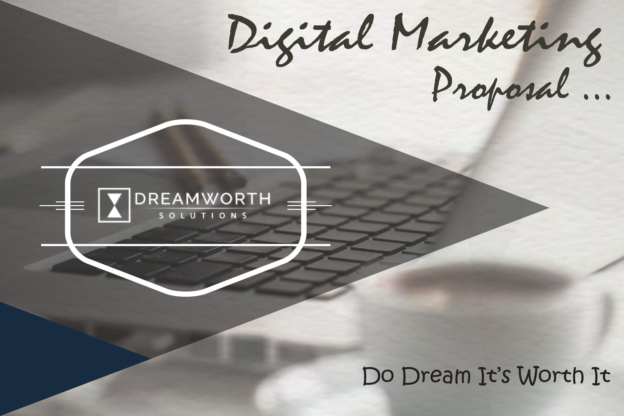 professional digital marketing campaign proposal example