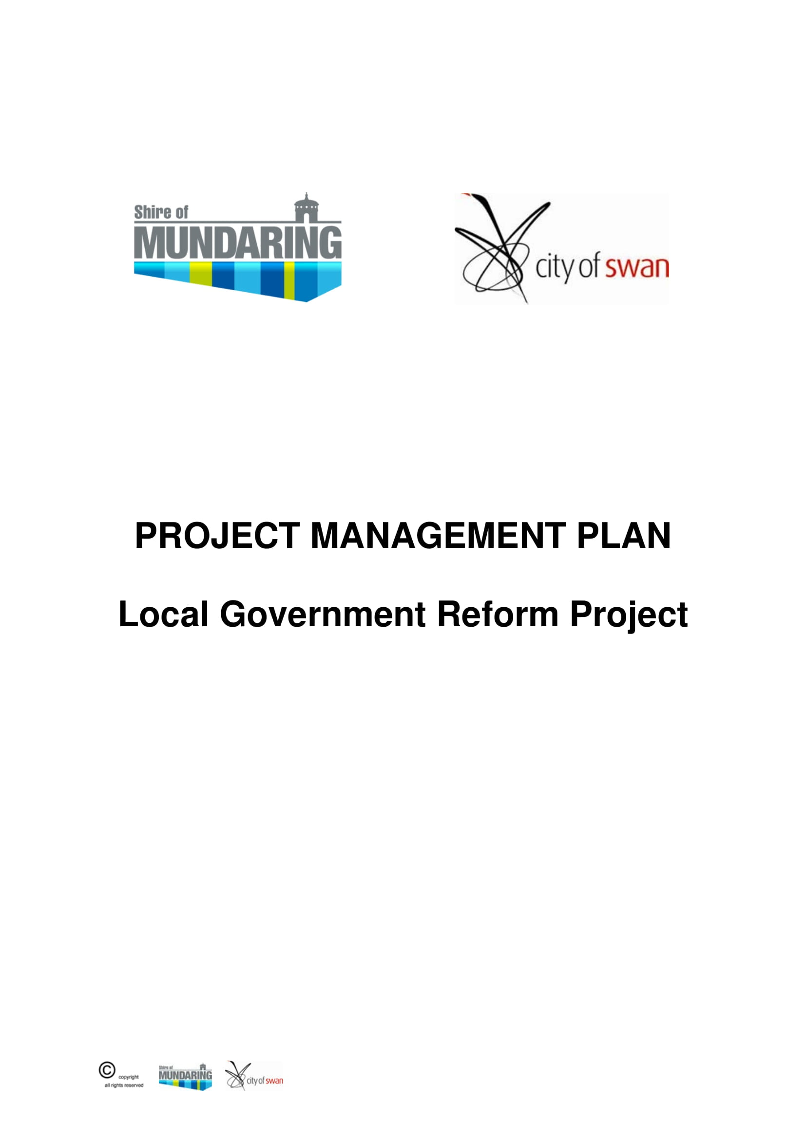 project management plan discussion layout example 001