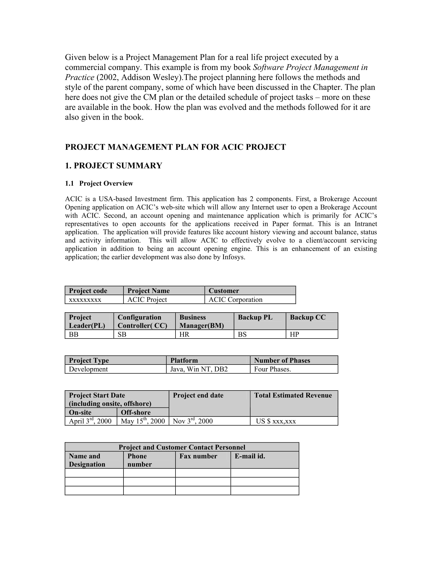 project management plan format example 01