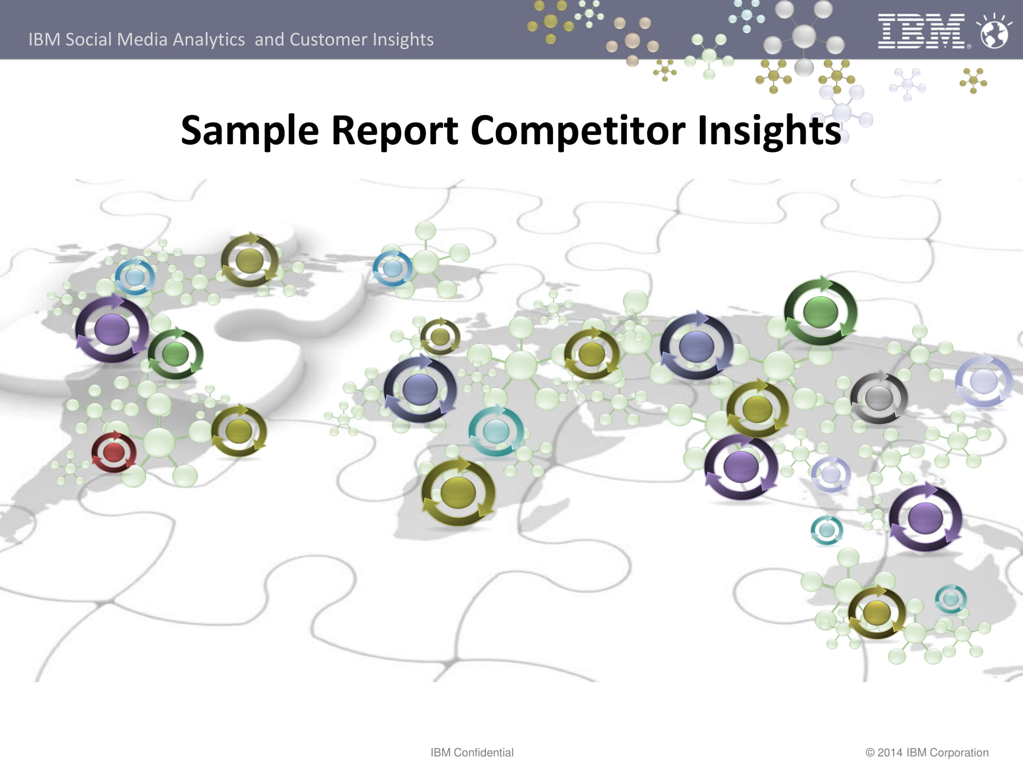 report and insights for competitor analysis example 01