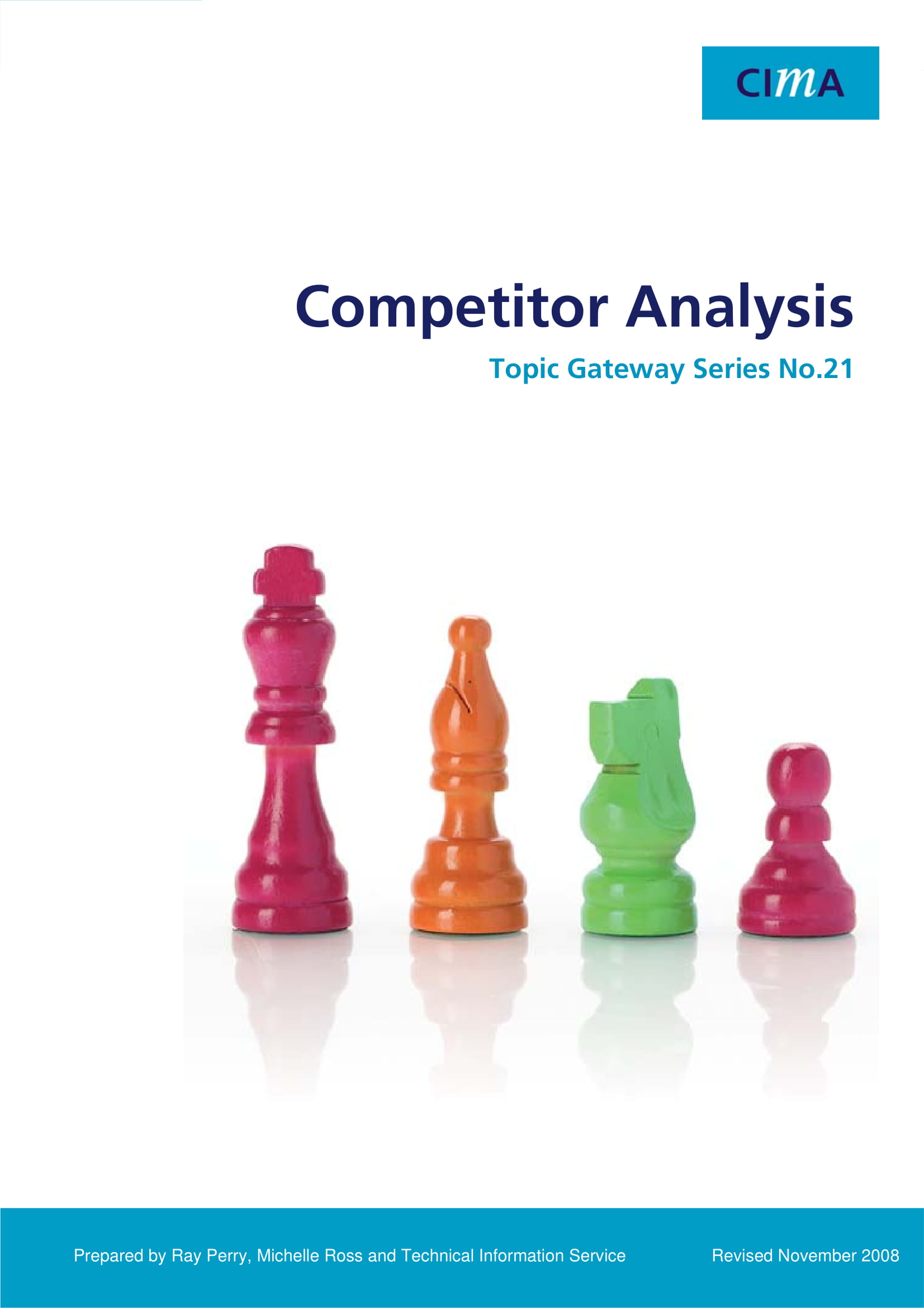 report on competitor analysis example 01