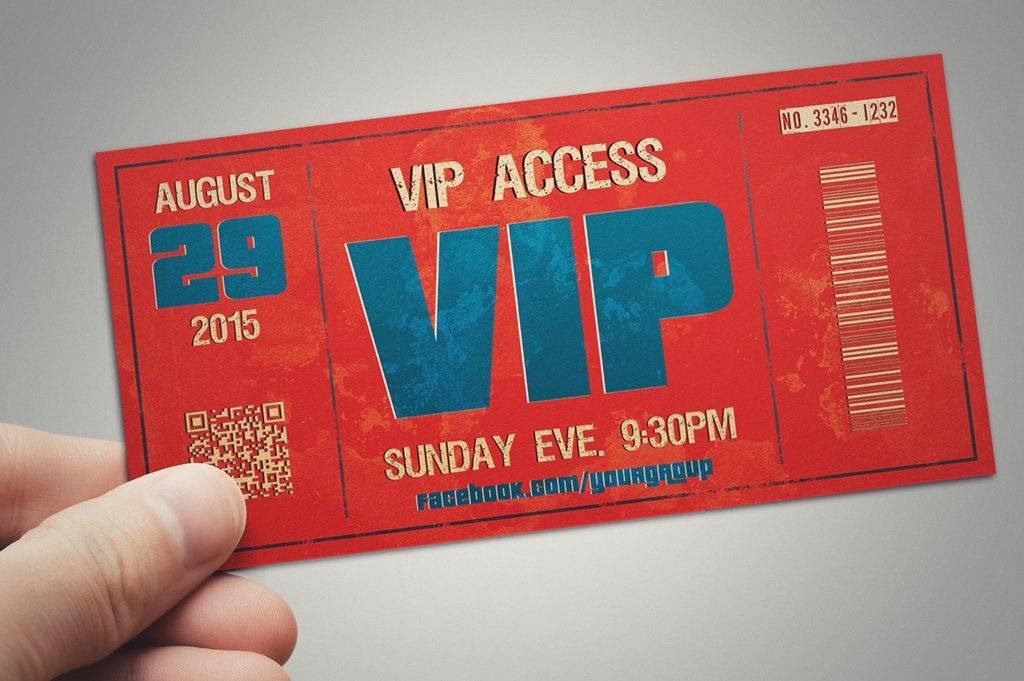 retro vip event ticket example 1024x681