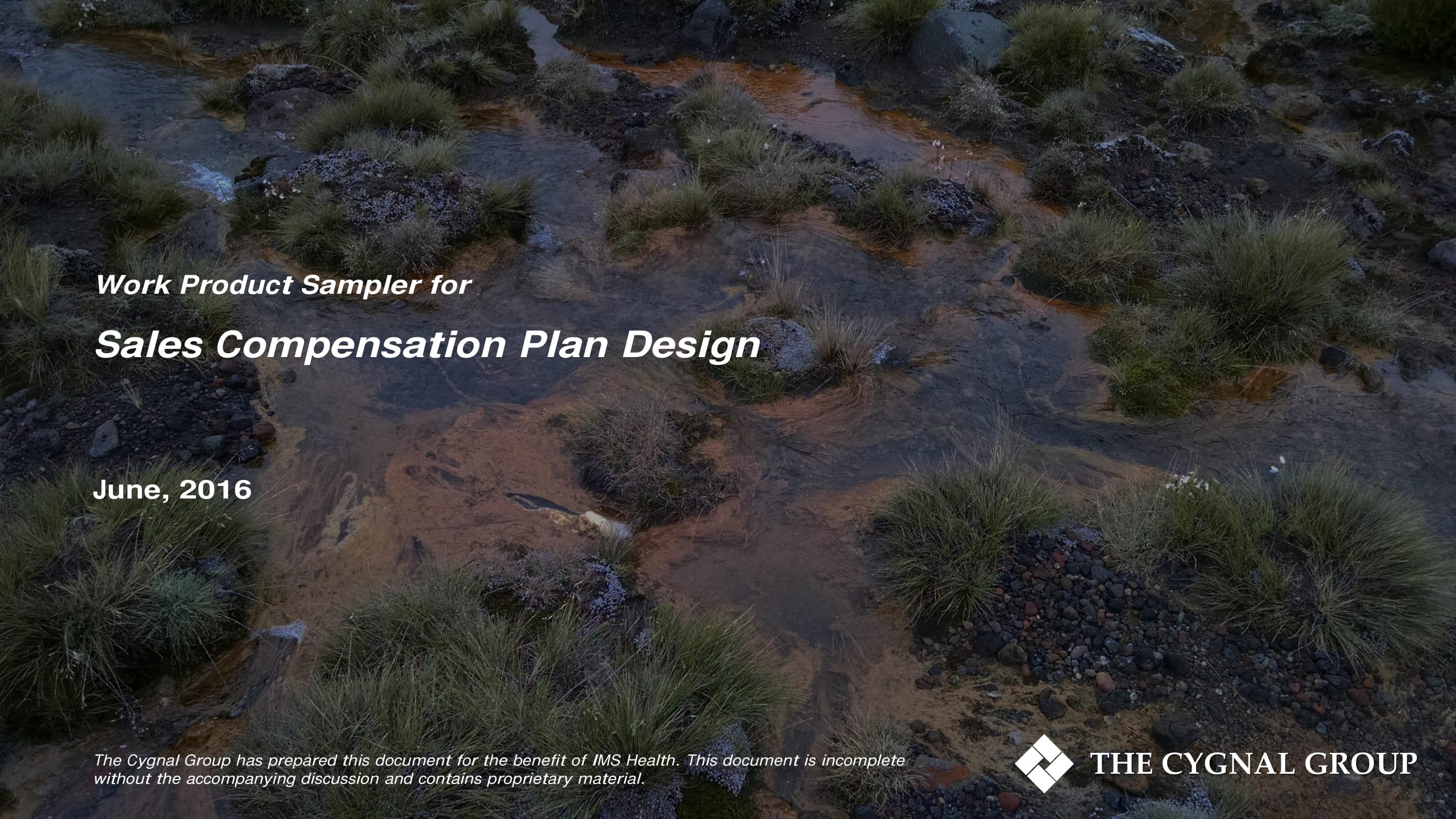 sales compensation plan design example 01