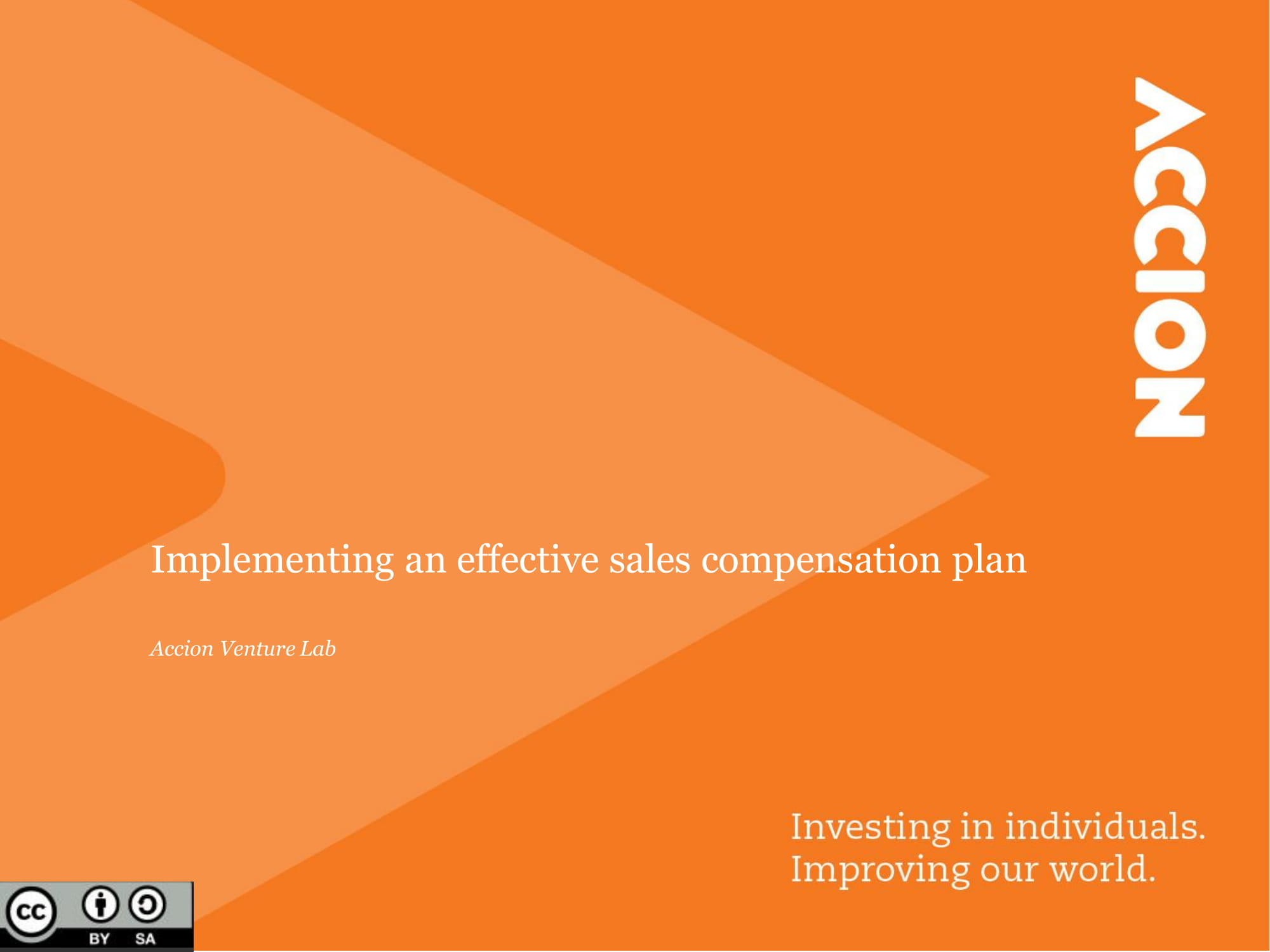 sales compensation plan formatting development and implementation example 01