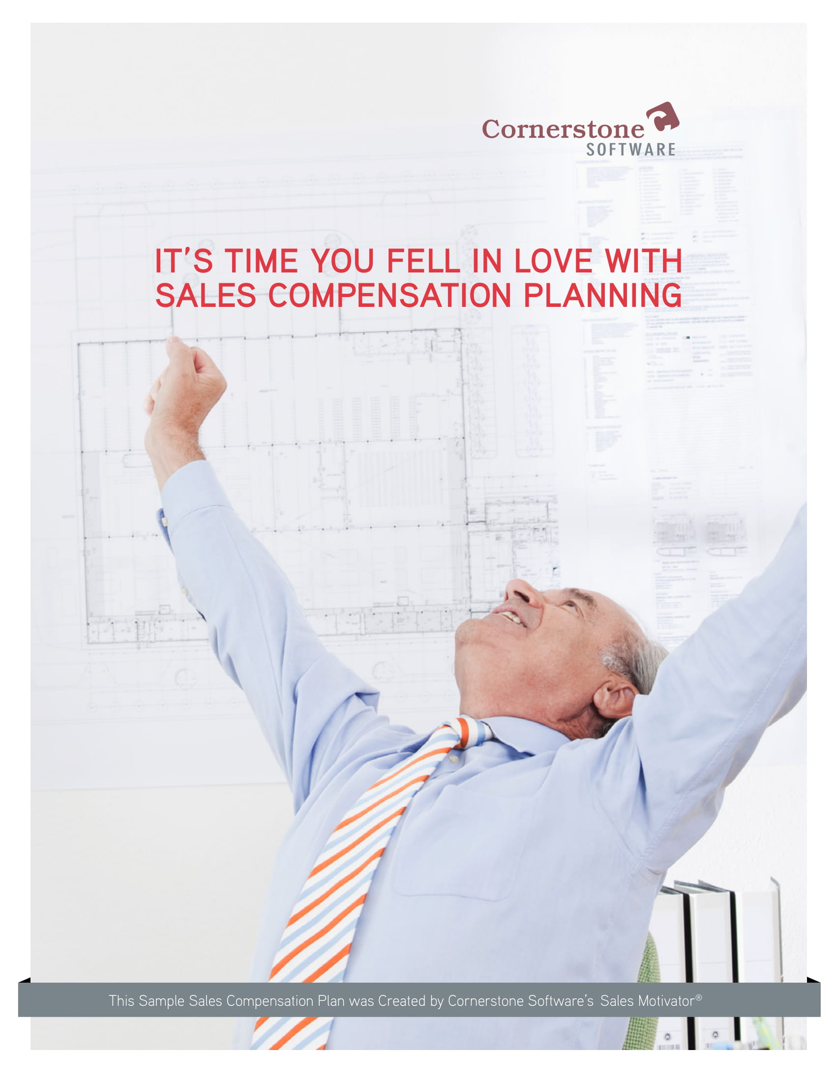 sales compensation planning template design example 01