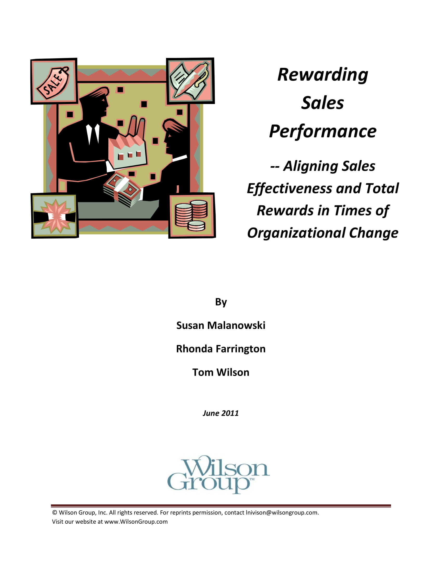 sales performance rewards through compensation planning template example 01