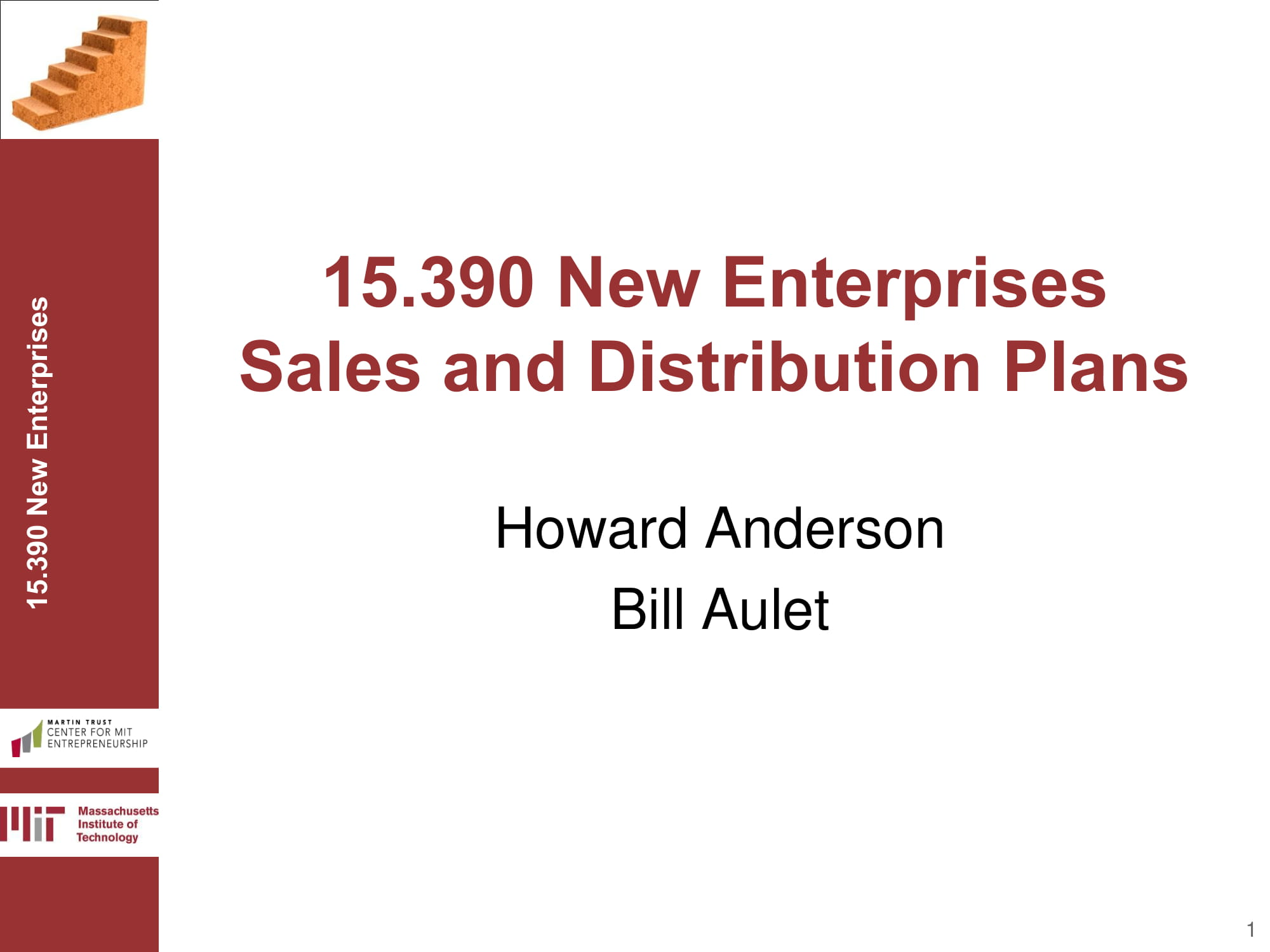 sales and distribution plan example