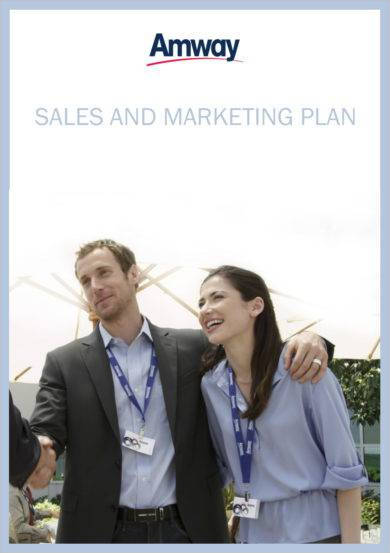 sales and marketing plan example