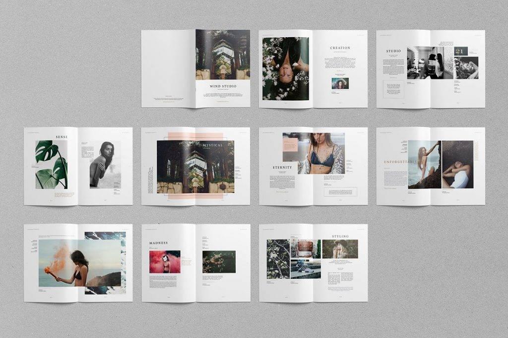 10+ Photography Portfolio Catalog Designs Examples - PSD, AI
