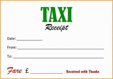 simple taxi receipt example1