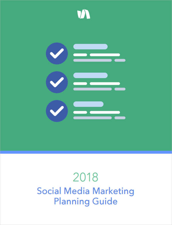 social media marketing planning guide example