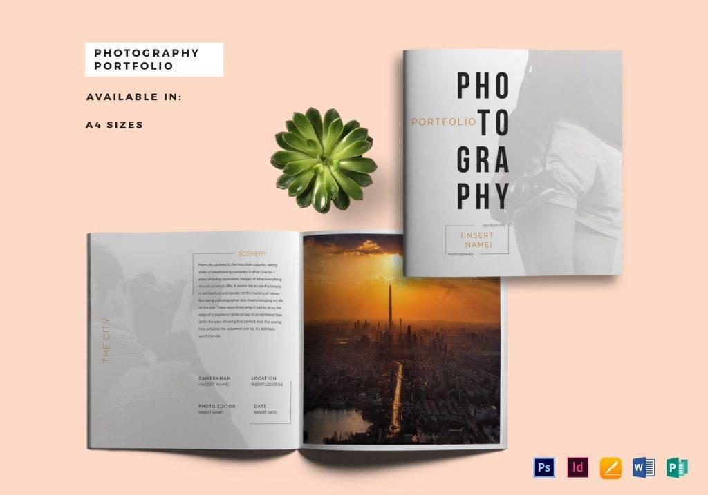 standard photography portfolio catalog example 1024x717