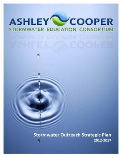stormwater outreach strategy plan example