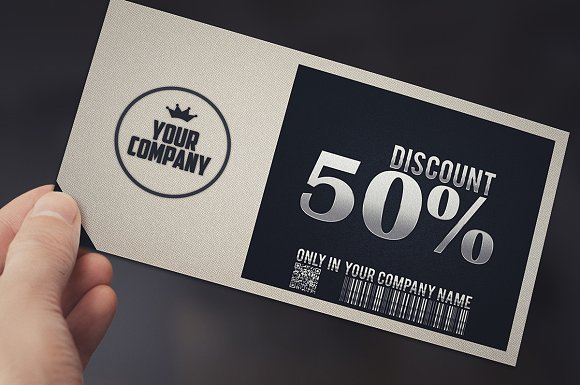 stylish discount voucher
