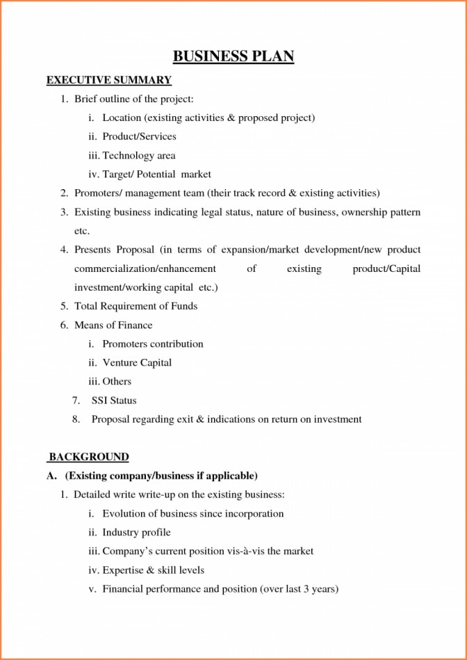 9+ Restaurant and Catering Business Plan Examples - PDF