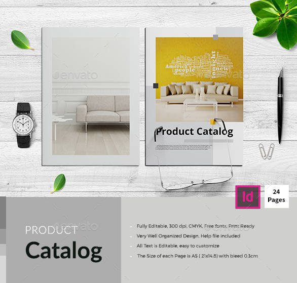 t shirt product catalog template example1