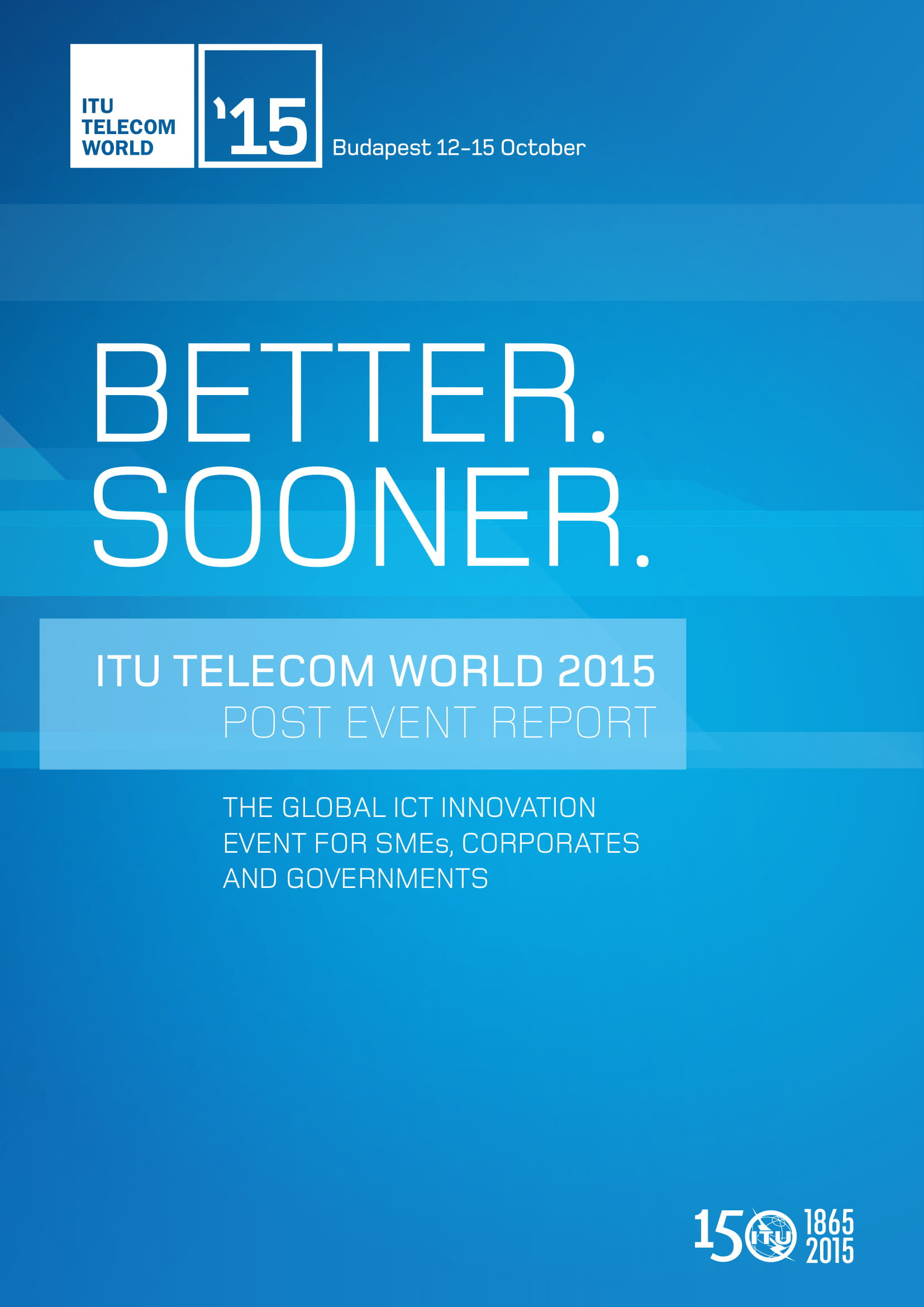 telecom world post event report example