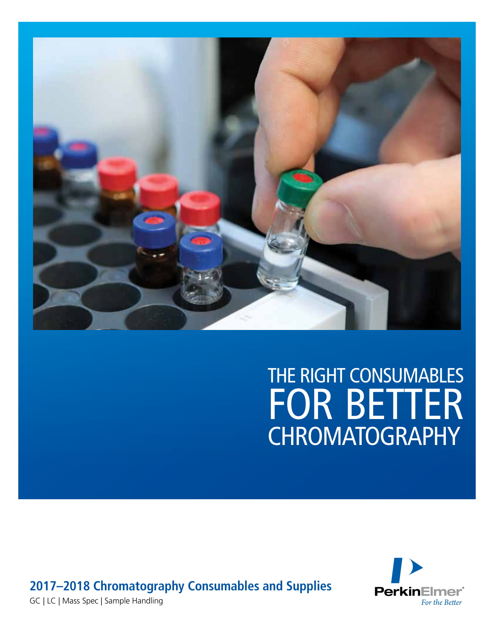the right consumables for better chromatography example 001