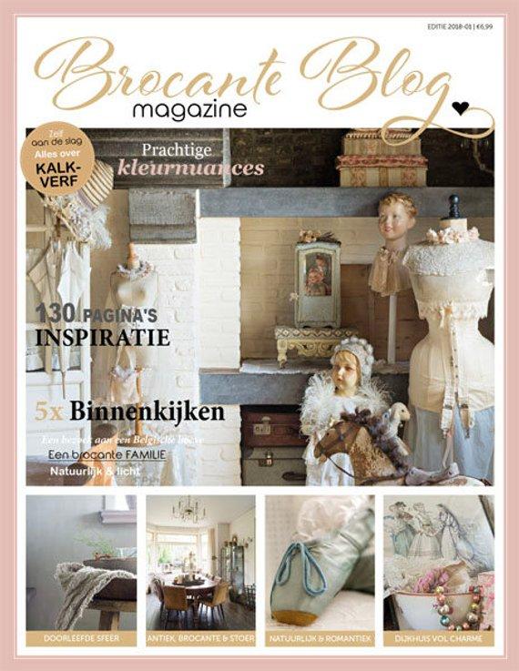 vintage interior design magazine