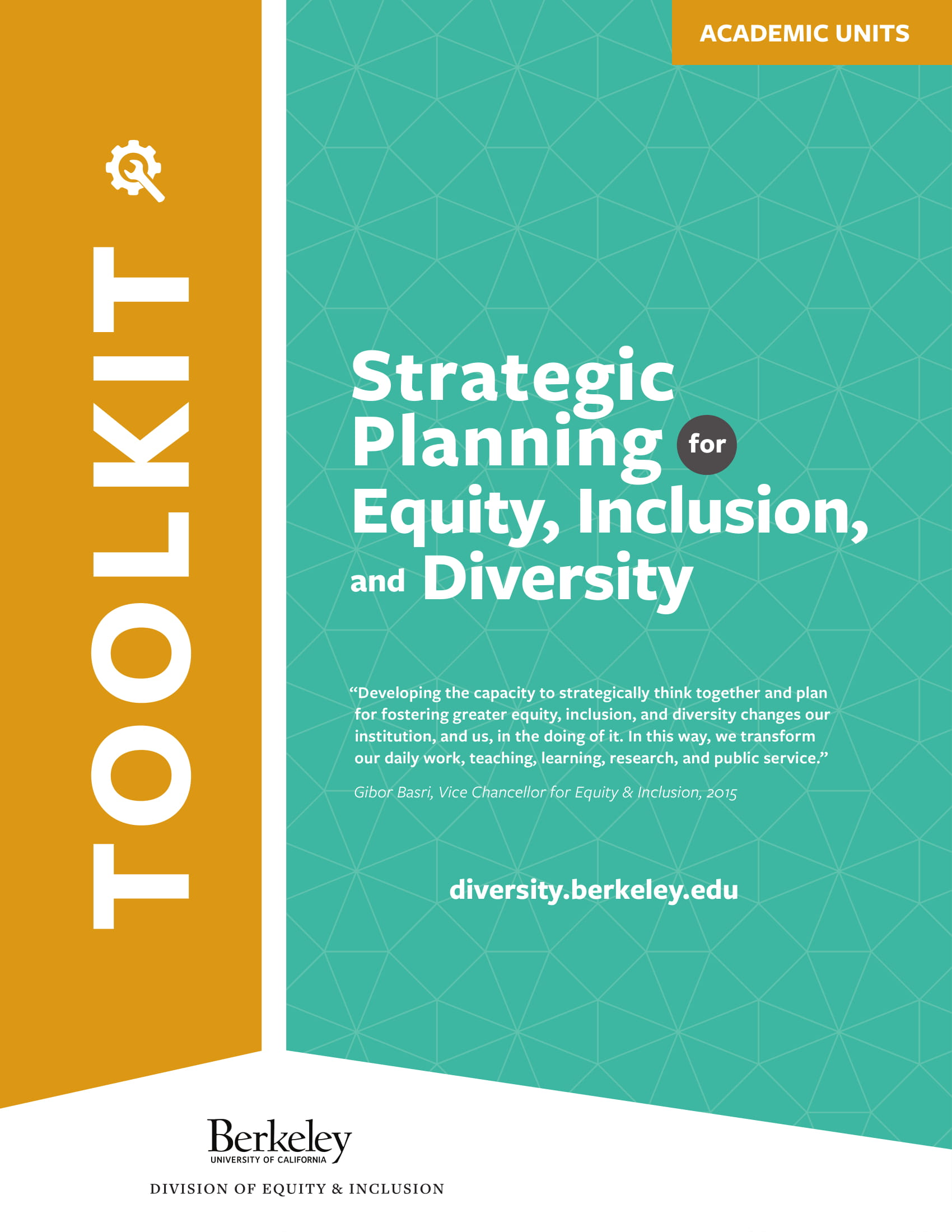 academic strategic toolkit berkeley