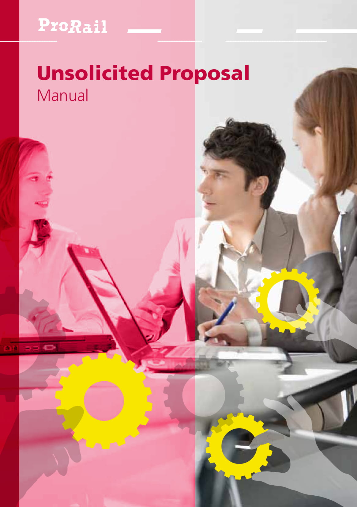 manual unsolicited proposal english
