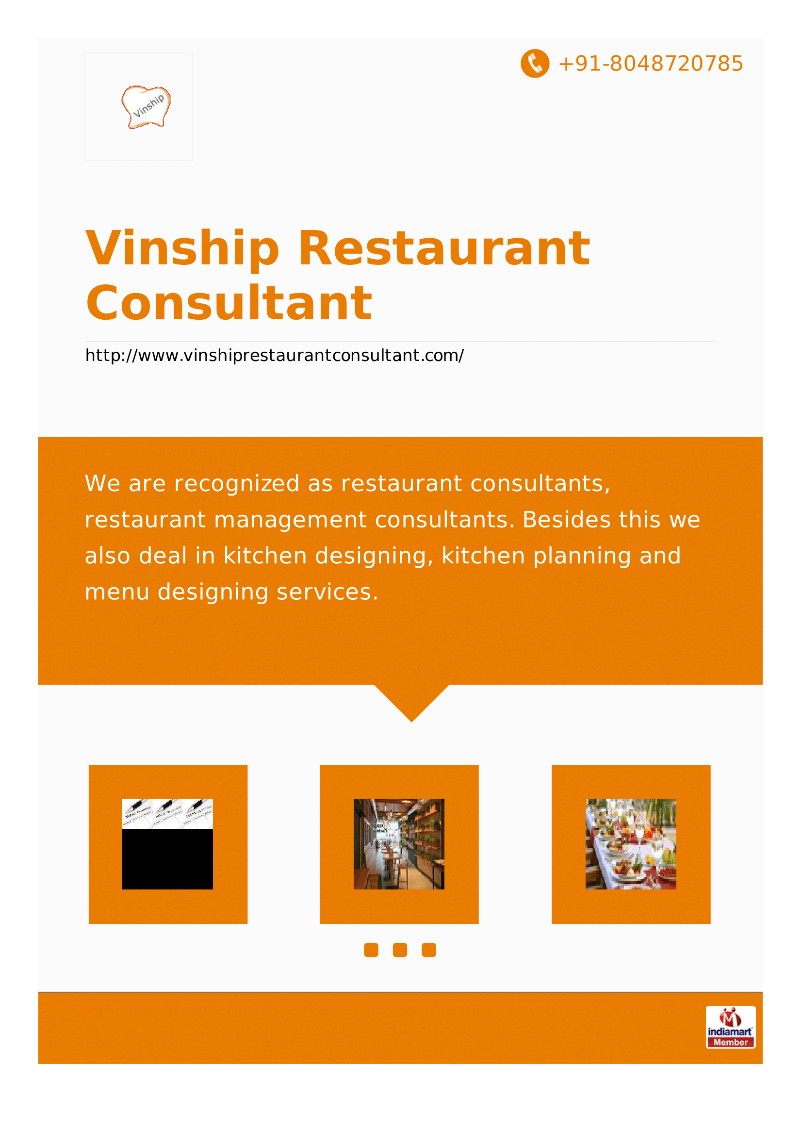 11+ Restaurant Consulting Business Plan Examples - PDF