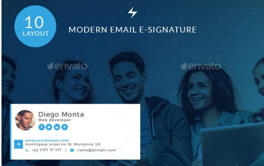 10 simple car repair email signature example
