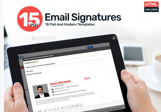 15 clean car repair email signature example