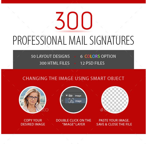 300 innovative professional email signatures1