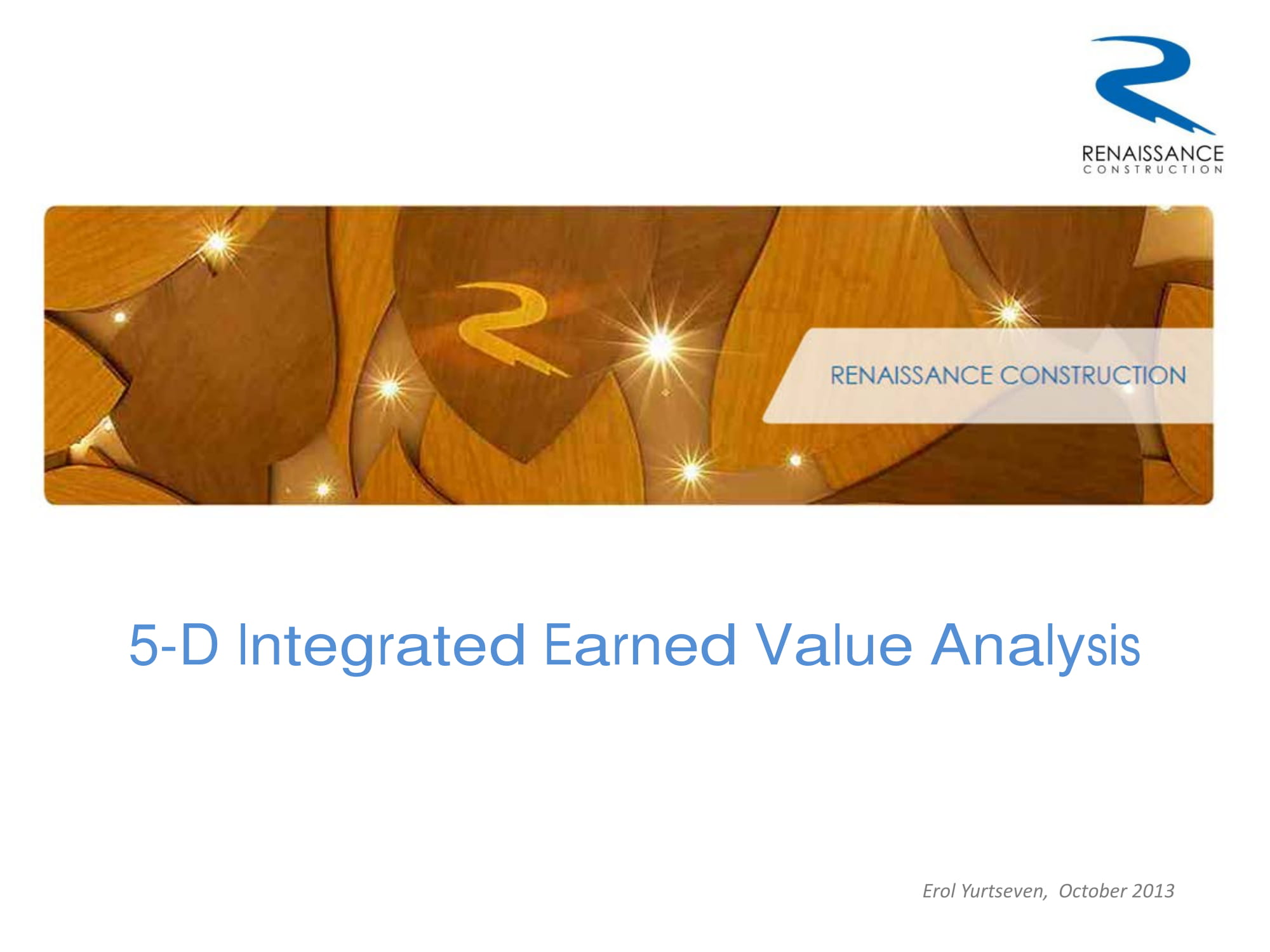 5 d integrated earned value analysis example 01