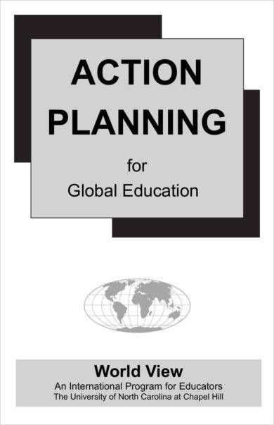 action planning for global education example