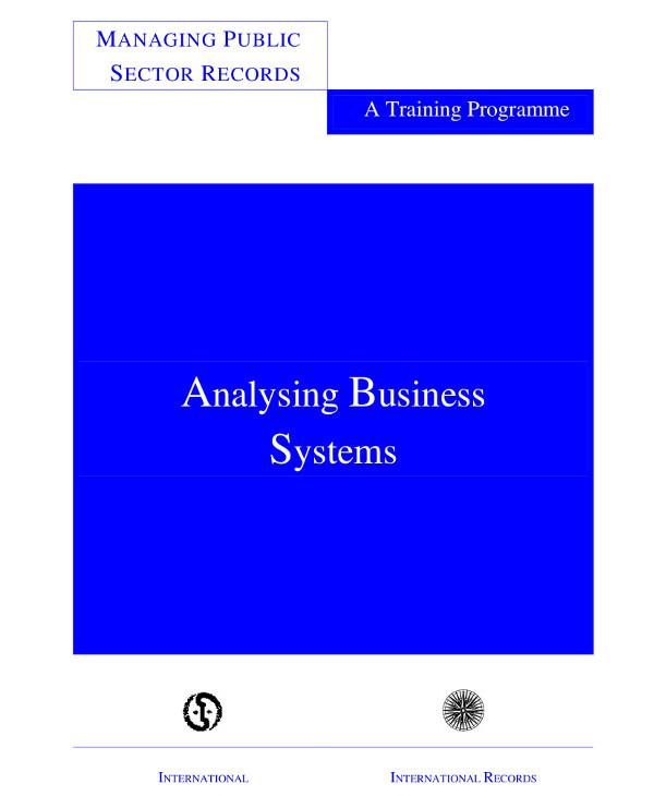 analyzing business systems example