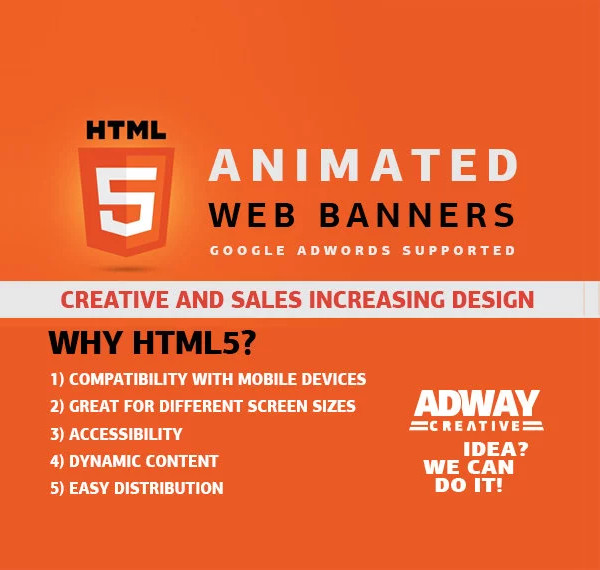 animated web banner example1