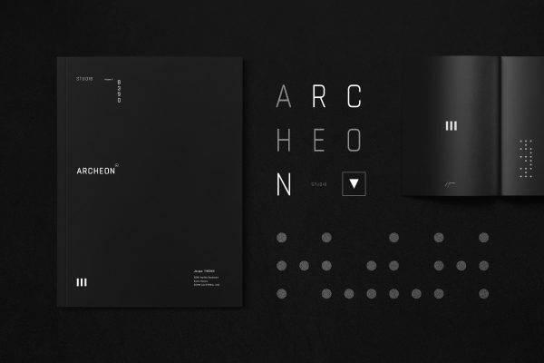 architecture portfolio magazine example