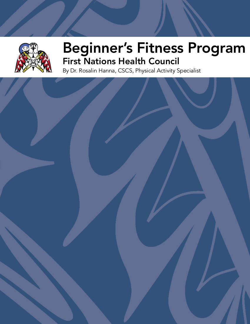 beginner's workout plan example