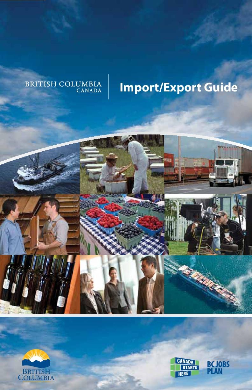 british columbia import export business guide 001