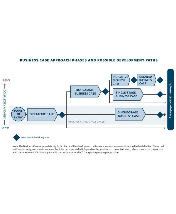 business case analysis approach phases and possible development paths1