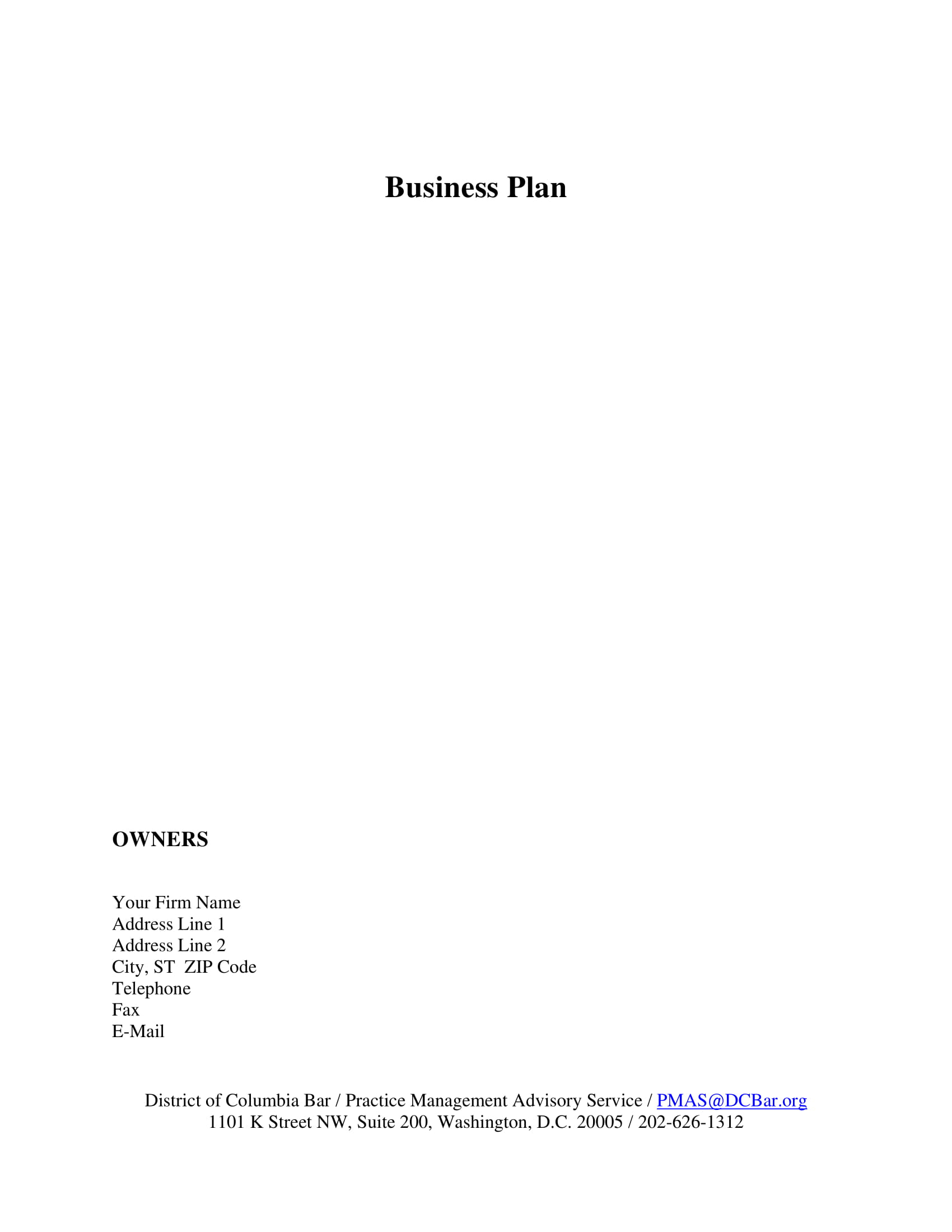 business plan and marketing guide for a starting law and accounting firm example 02