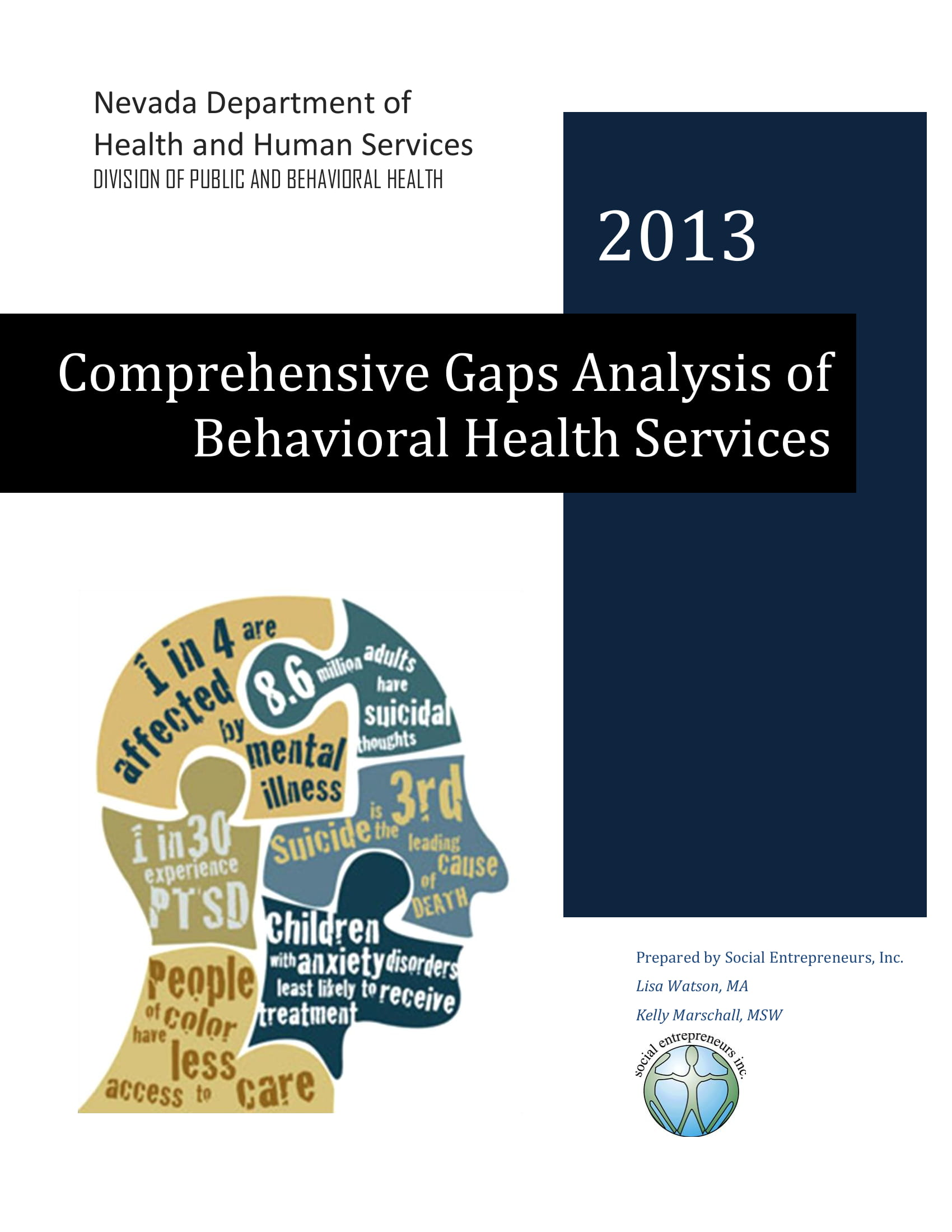 comprehensive gaps analysis of behavioral health services example 001