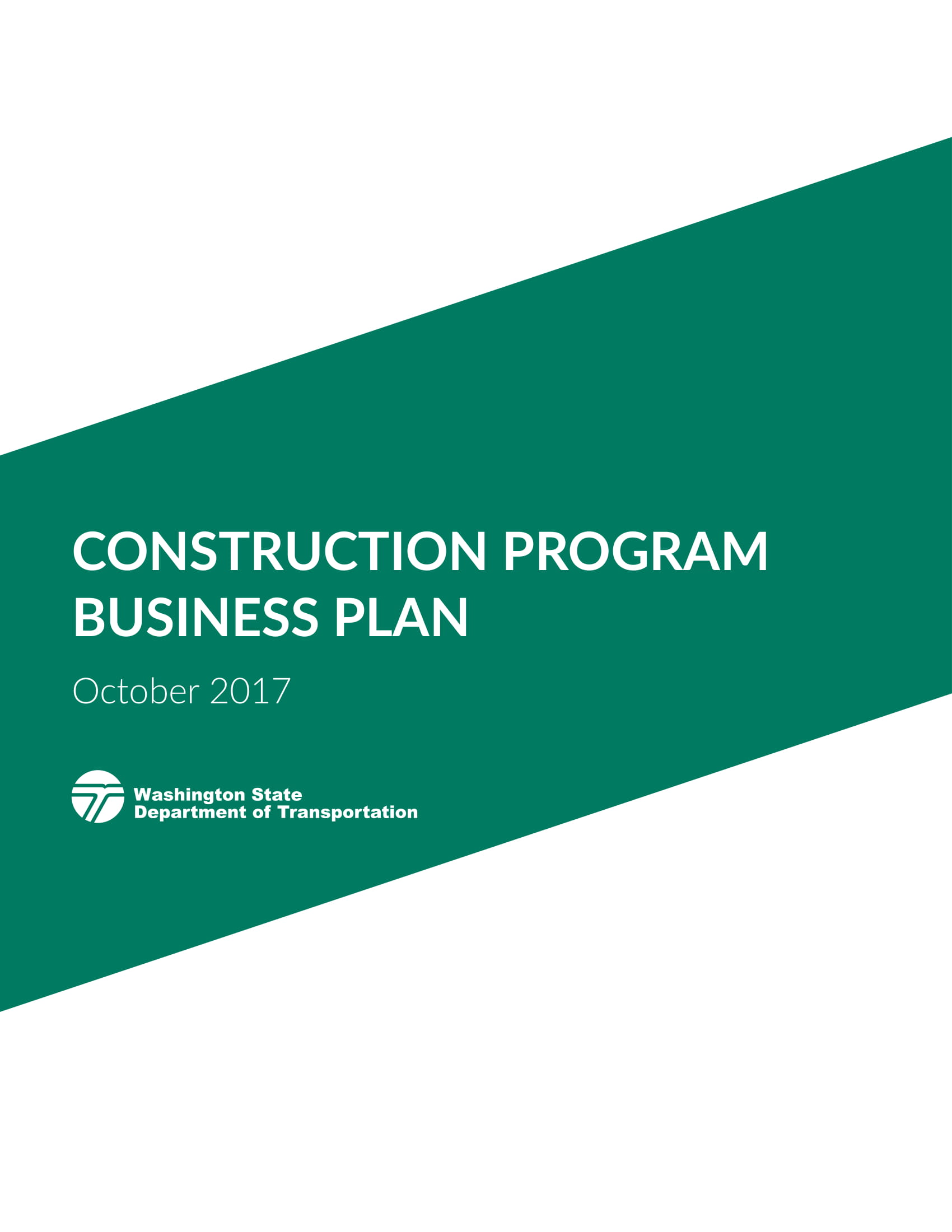 construction program business plan