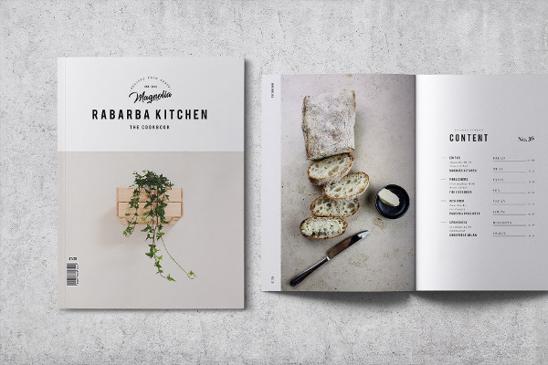 cover for printable cookbook catalog example1