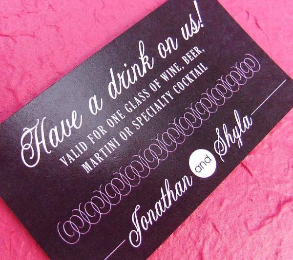 custom printable drink voucher example