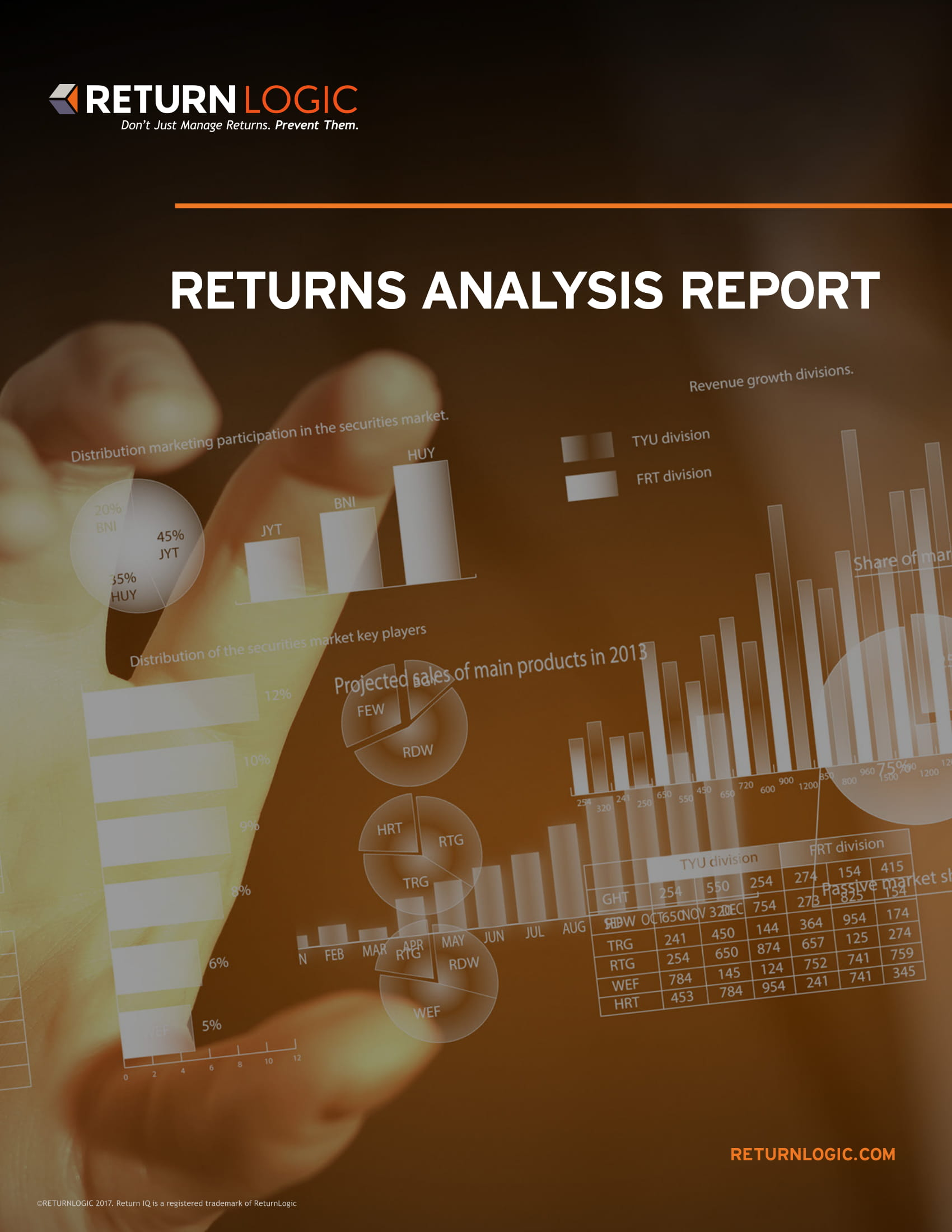 customer return analysis report example 1