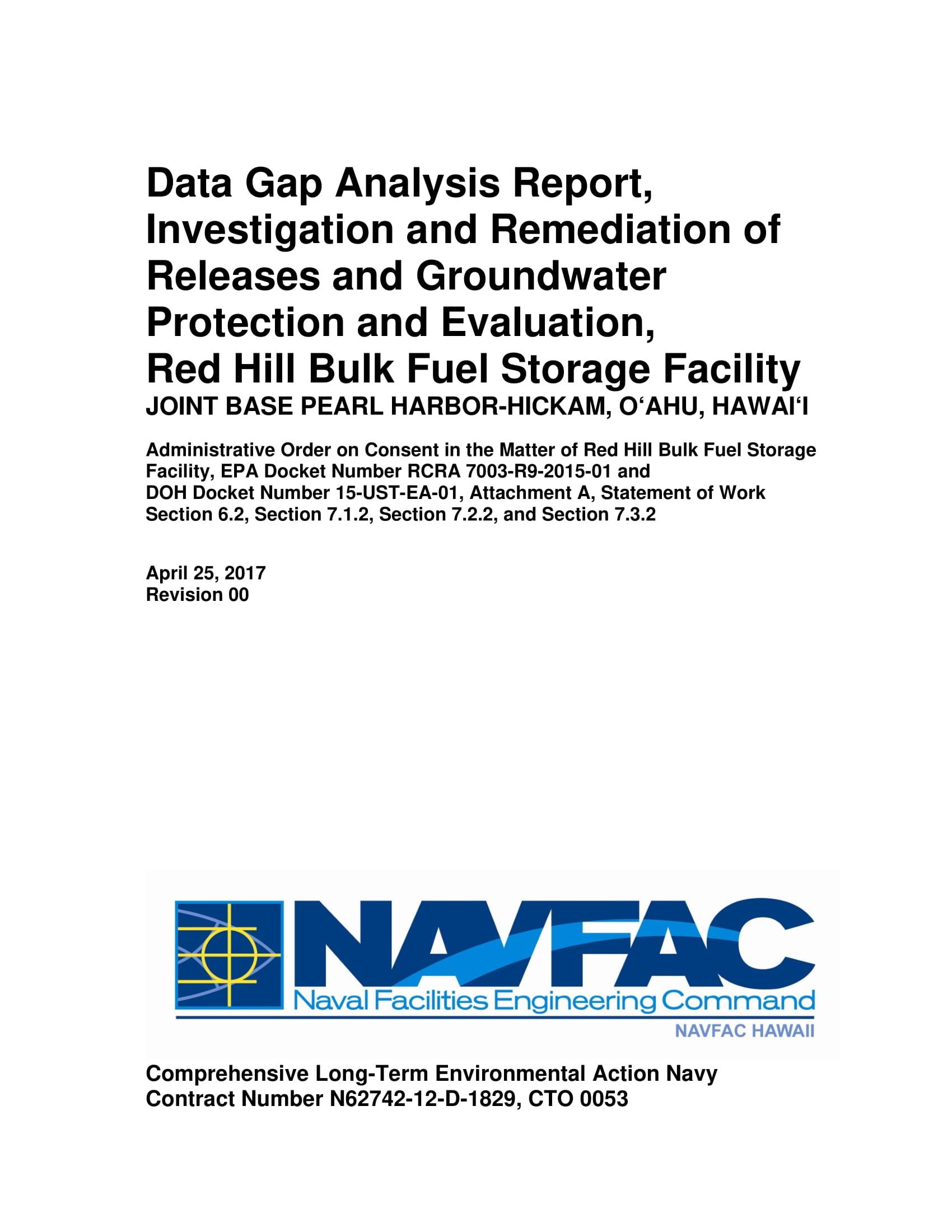 data gap analysis report example 01