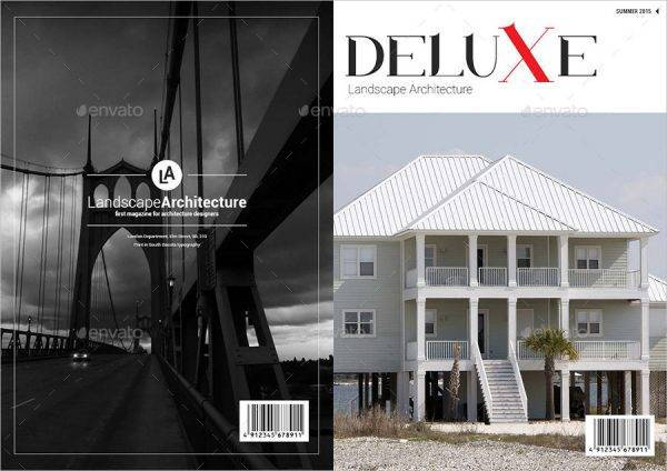 deluxe architecture magazine example