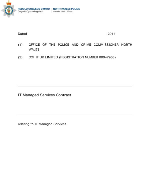 detailed it managed services contract template