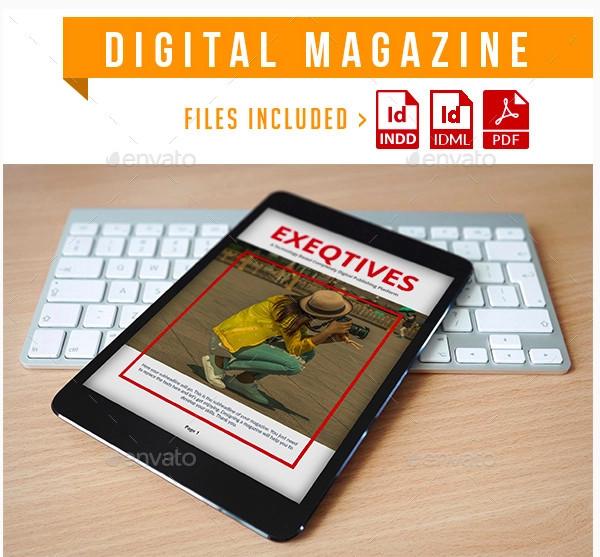 digital magazine examples
