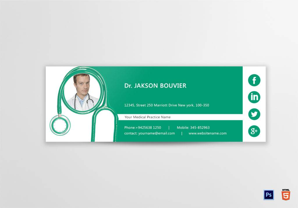 doctor email signature example 1024x717