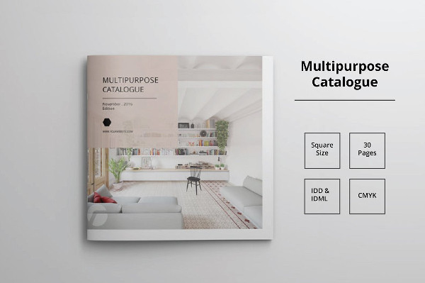 elegant multipurpose catalog example1